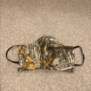 Face Mask Adult Camo